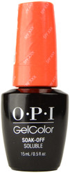 OPI Gelcolor SPF XXX (UV / LED Polish)