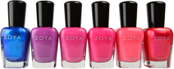Zoya 6 pc Wanderlust Collection A