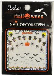 Cala Halloween #2 Nail Decal