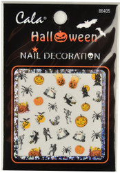 Cala Halloween #5 Nail Decal