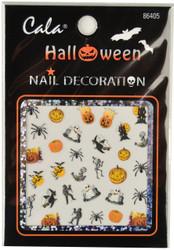 Cala Halloween #5 Nail Decal