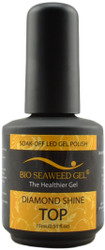 Bio Seaweed Gel Diamond Shine Top Coat (UV / LED)