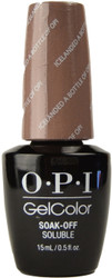 OPI GelColor Icelanded A Bottle Of OPI (UV / LED Polish)