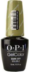 OPI GelColor This Isn't Greenland (UV / LED Polish)