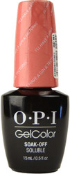 OPI GelColor I'll Have A Gin & Tectonic (UV / LED Polish)