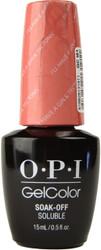 OPI GelColor I'll Have A Gin & Tectonic (UV / LED Polish)