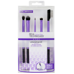 Real Techniques 6 pc Enhanced Eye Set