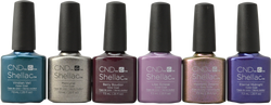 CND Shellac 6 pc Nightspell Collection