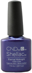 CND Shellac Eternal Midnight (UV / LED Polish)