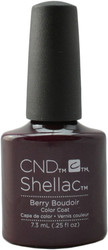 CND Shellac Berry Boudoir (UV / LED Polish)