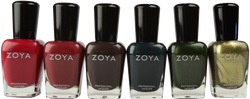 Zoya 6 pc Sophisticates Collection B