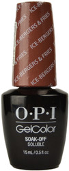 OPI GelColor Ice-Bergers & Fries (UV / LED Polish)