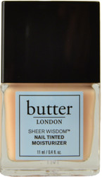 Butter London Fair Sheer Wisdom Nail Tinted Moisturizer