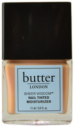 Butter London Light Sheer Wisdom Nail Tinted Moisturizer
