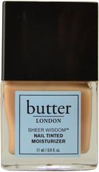 Butter London Neutral Sheer Wisdom Nail Tinted Moisturizer