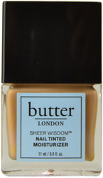 Butter London Medium Sheer Wisdom Nail Tinted Moisturizer