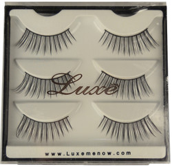 Luxe Lashes Semi Wing Luxe Lashes (3 Pairs)