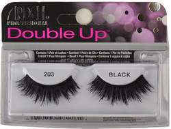 Ardell Lashes Double Up 203 Black Ardell Lashes