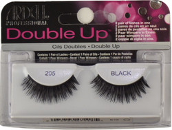 Ardell Lashes Double Up 205 Black Ardell Lashes