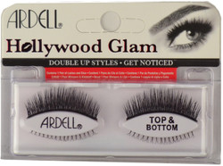 Ardell Lashes Hollywood Glam Top & Bottom Black Ardell Lashes