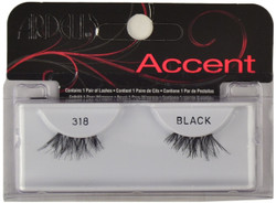 Ardell Lashes Accent 318 Black Ardell Lashes