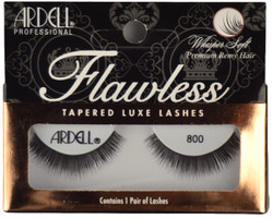 Ardell Lashes Flawless 800 Black Ardell Lashes