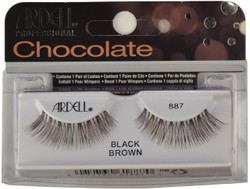 Ardell Lashes Chocolate 887 Black Brown Ardell Lashes
