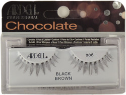 Ardell Lashes Chocolate 888 Black Brown Ardell Lashes
