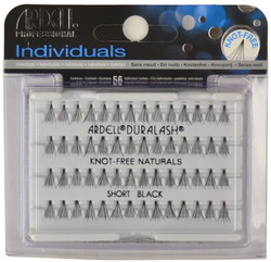 Ardell Lashes Individuals Knot-Free Short Black Ardell Lashes