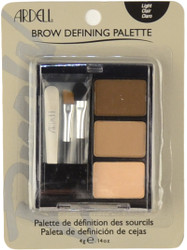 Ardell Lashes Light Brow Defining Palette