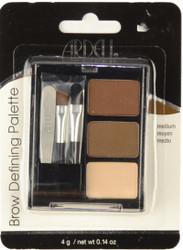 Ardell Lashes Medium Brow Defining Palette