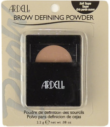Ardell Lashes Soft Taupe Brow Defining Powder