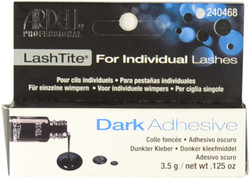 Ardell Lashes LashTite Dark Adhesive For Individual Lashes (0.125 oz. / 3.5 g)