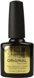 CND Shellac Original UV Top Coat (0.25 fl. oz. / 7.3 mL)