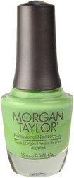 Morgan Taylor Supreme In Green