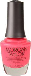 Morgan Taylor Pink Flame-Ingo