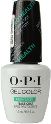 OPI GelColor Pro Health Base Coat (UV / LED Polish)