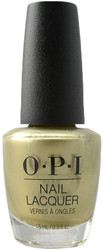 OPI Gift Of Gold Never Gets Old