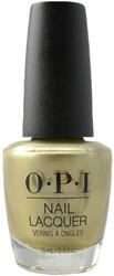OPI Gift Of Gold Never Gets Old