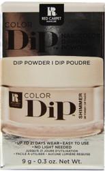 Red Carpet Manicure Natural Sheer Base Color Dip Powder
