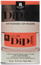 Red Carpet Manicure Shock Appeal Color Dip Powder