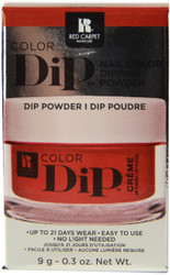 Red Carpet Manicure Bold & Brave Color Dip Powder