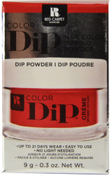 Red Carpet Manicure Seductive Star Color Dip Powder