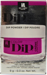 Red Carpet Manicure Forever Fearless Color Dip Powder