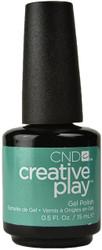 CND Creative Play Gel Polish My Mo-Mint (UV / LED Polish)