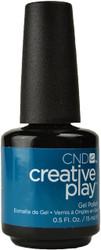 CND Creative Play Gel Polish Head Over Teal (UV / LED Polish)