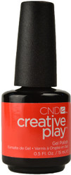 CND Creative Play Gel Polish Hottie Tomattie (UV / LED Polish)