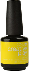 CND Creative Play Gel Polish Taxi, Please (UV / LED Polish)