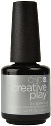CND Creative Play Gel Polish Gel Base Coat (UV / LED Polish)