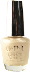 OPI Infinite Shine Snow Glad I Met You (Week Long Wear)